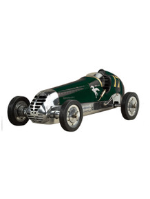 Authentic Models PC013G BB Korn Indianapolis 1930's Tether Car Green