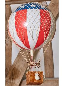 Authentic Models AP163US Royal Aero Helium US Flag Balloon