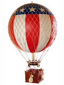 Authentic Models AP163US Royal Aero Helium US Flag Balloon