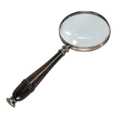 Authentic Models AC099B Magnifying Glass, Bronzed