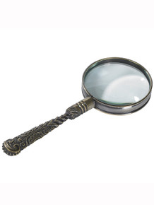 Authentic Models AC113 Rococo Magnifier Bronze