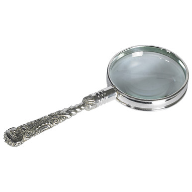 Authentic Models AC114 Rococo Magnifier Silver