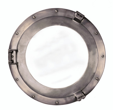 Cabin Porthole Mirror by Authentic Models AC188A