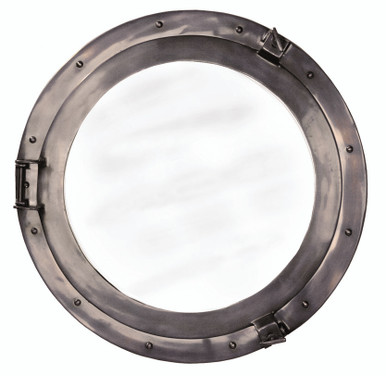 Lounge Porthole Mirror by Authentic Models AC189A