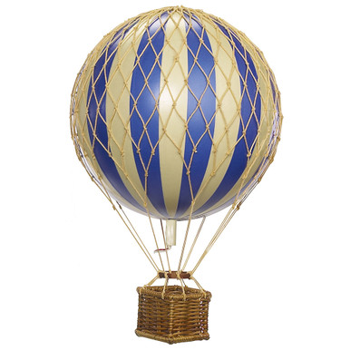 Authentic Models AP160D Floating The Skies Blue Balloon
