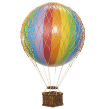 Authentic ModelsAP160E Floating The Skies Rainbow Balloon