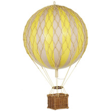 Authentic Models AP160Y Floating The Skies Yellow Balloon