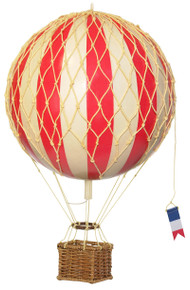 Authentic Models AP161R Travels Light Helium Red Balloon