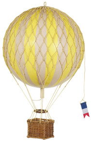 Authentic Models AP161Y Travels Light Helium Yellow Balloon