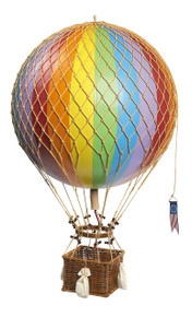 Authentic Models AP163E Royal Aero Helium Rainbow Balloon