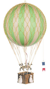 Authentic Models AP163G Royal Aero Helium Green Balloon