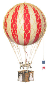 Authentic Models AP163R Royal Aero Helium Red Balloon