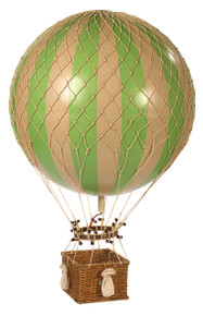 Authentic Models AP168G Jules Verne Green Balloon