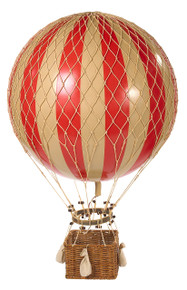 Authentic Models AP168R Jules Verne Red Balloon