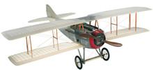 Spad Transparent Model Plane by Authentic Models AP413T