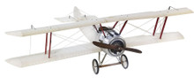 Authentic Models AP602T Sopwith Camel 98 inch Wingspan, Transparent