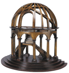 Authentic Models AR015 Antica Demi Dome Architectural Model