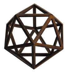 Authentic Models AR039 Icosahedron