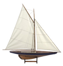 Authentic Models AS050 Sail Model 1901, Blue-Green