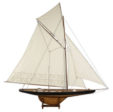 Authentic Models AS075F America's Cup Columbia 1901, 68 inch