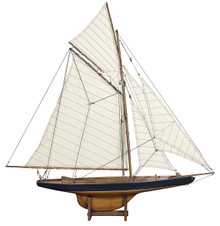 Authentic Models AS108F America's Cup Columbia 1901, 37 inch
