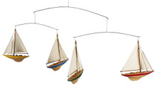Authentic Models AS130 America's Cup Yachts Mobile