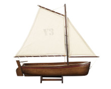 Authentic Models AS141F Sailboat Madeira Y3, Honey