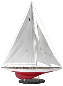 Authentic Models AS152 J-Yacht Rainbow 1934