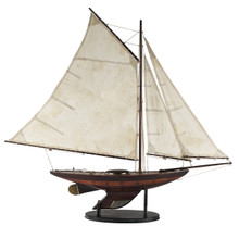 Yacht 'Ironsides'