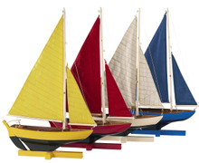 Authentic Models AS170 Sunset Sailers
