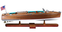 Authentic Models AS183 Riva Aquarama Triple Cockpit
