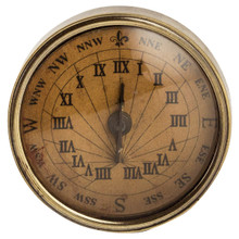 Authentic Models CO028 18th Century Compass Sundial