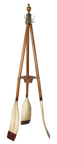 Authentic Models FE117 Oxford Varsity Coat Stand