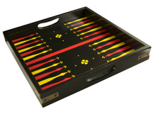 Authentic Models FF106 Backgammon Serving Tray