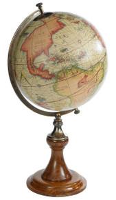 Mercator 1541 Globe by Authentic Models GL002D