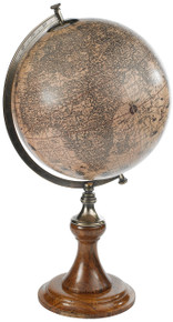 Hondius 1627 Globe by Authentic Models GL003D
