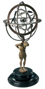 Authentic Models GL051 18th Century Atlas Armillary