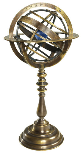 Authentic Models GL052 Bronze Armillary Dial