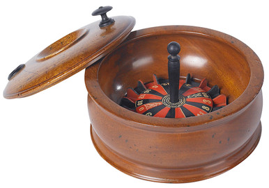 Authentic Models GR025 Roulette Game