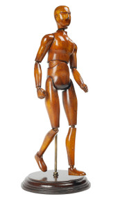 Authentic Models MG008F Articulated Artist Mannequin Model