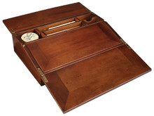 Authentic Models MG076F Campaign Lap Desk, French Finish