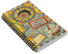 Authentic Models MS010A Compass Journal Front