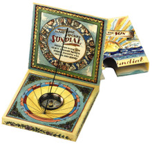 Authentic Models MS019A Maritime Pocket Sundial