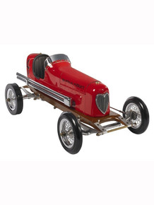 Authentic Models PC012 Bantam Midget Tether Car Red