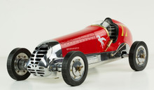 Authentic Models PC013R BB Korn Indianapolis 1930s Tether Car, Red