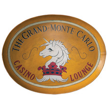 Monte Carlo Serving Tray AC351