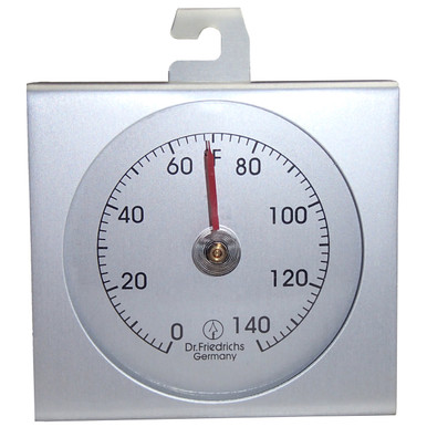 Cold Frame Greenhouse Thermometer Aluminum Hokco