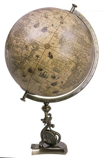 Authentic Models GL054 Dragon Globe