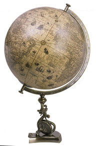 Authentic Models GL054 Dragon Globe