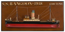 Authentic Models AS300 Tramp Steamer Rangoon